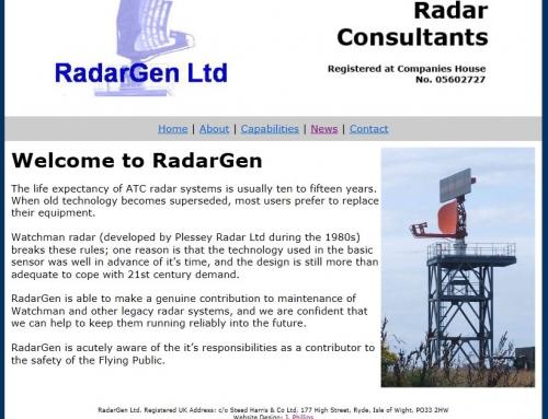 RadarGen